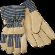 Steiner Heatloc™ Grain Pigskin Winter Gloves With Safety Cuff - P2457-L