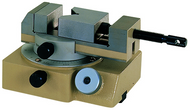 Mitutoyo Rotary Vise for Profile Projectors and Measuring Microscopes - 172-144