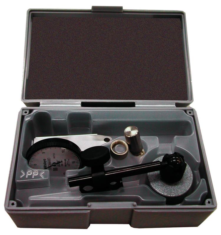 ".0005/"" Grad 513-907-10E Mag Stand /& Test Indicator .03/"" Range"
