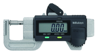 "Mitutoyo Digital Pocket Quick Mini Micrometer 0 - 0.5"" - 700-118"