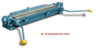 Roper Whitney Adjustable Bar Folder No. 055 - 154070055