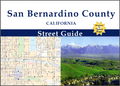 San Bernardino CUSTOM MAP BOOK ONLY 2017