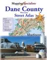 Dane County Street Atlas, WI.