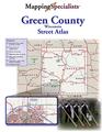 Green County Street Atlas, Wi. 2017