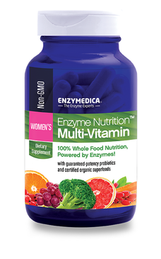 Multi Vitamin for Women-Enzymedica- 120ct