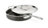 All-Clad LTD Irregular 6 Qt Saute Pan
