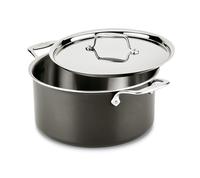 All-Clad LTD Irregular 8 Qt Stock Pot