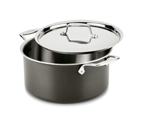 All-Clad LTD Irregular 8 Qt Stock Pot