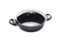 Swiss Diamond HD Non-Stick Casserole with Lid--Induction Ready