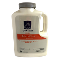 SpaGuard 6lb. Enhanced Shock
