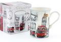 London  Gift box  Mug,