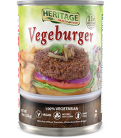 Heritage Vegeburger 19 oz