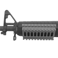 150-820 MIL-STD-1913 AR-15 Steel Tri-Rail Mount