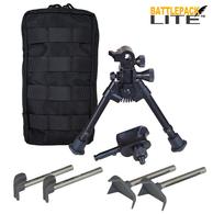 150-519 BattlePack LITE - Versa-Pod Bipod LTD - Prone
