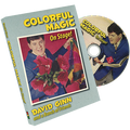 Colorful Magic on Stage - DVD by David Ginn