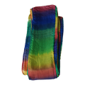 "2"" by 96"" Multicolor Silk Streamer"