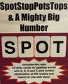 Spot Stop Pots Tops and a Mighty Big Number by Laflin Magic