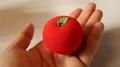 Fruit Sponge Ball (Set of 4 Small Apples) by Hugo Choi