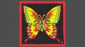 """Rice Silks Symphony Silk - 36"""" Butterfly"""