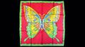 "Rice Symphony Silk 18"" Butterfly by Silk King Studios"