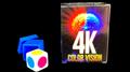 4K Color Vision Magic Trick