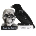 PT13587 - Quoth the Raven Salt and Pepper Shakers