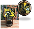 VCU Virginia Common Weath University (Rams) License Plate Roof Bird Feeder (SI Series)