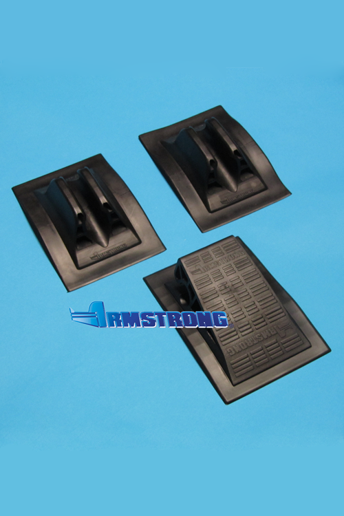 RIB Ladder Mounting Hardware - Black