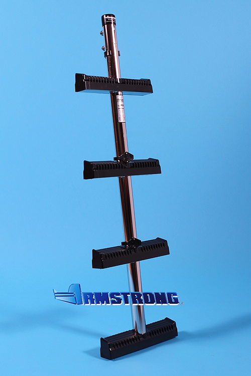 Marine Ladder  4 steps - 48 inch length
