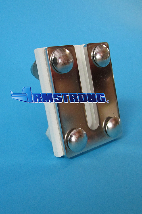 Ladder Face Plate with .500 spacer block