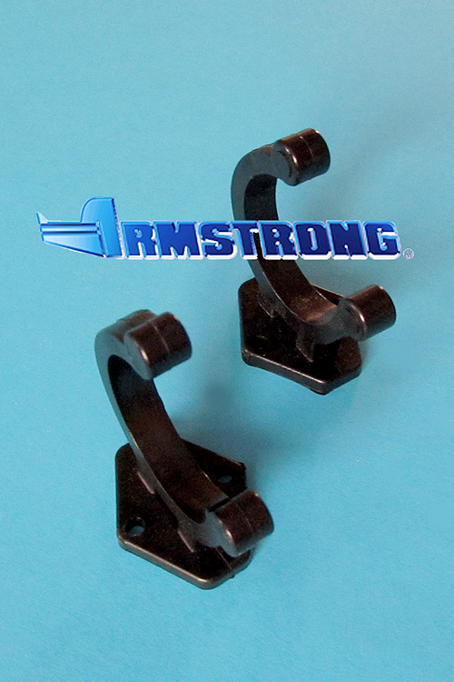 Ladder Storage Clips (Pair)