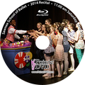 Sawnee School of Ballet 2014 Recital : Sat 5/31/2014 11:00 am Blu-ray