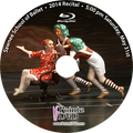 Sawnee School of Ballet 2014 Recital : Sat 5/31/2014 5:00 pm Blu-ray