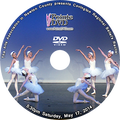 Covington Regional Ballet 2014 Recital: Saturday 5/17/2014 5:30 pm DVD