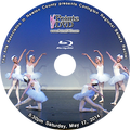 Covington Regional Ballet 2014 Recital: Saturday 5/17/2014 5:30 pm Blu-ray
