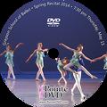 2014 Recital and Coppelia: Grayson Recital Thursday 5/15/2014 7:30 pm DVD
