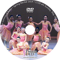 2014 Recital and Coppelia: Lilburn Recital Sunday 5/18/2014 11:00 am DVD