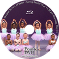 2014 Recital and Coppelia: Grayson Recital Thursday 5/15/2014 5:30 pm Blu-ray