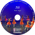 Gainesville School of Ballet 2014 Recital: Sunday 5/18/2014 2:00 pm wide angle only Blu-ray