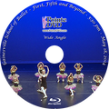 Gainesville School of Ballet 2014 Recital: Sunday 5/18/2014 5:30 pm wide angle only Blu-ray