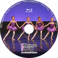 Dancer's Studio Backstage 2014 Recital: Saturday 5/31/2014 2:00 pm Show Stoppers Blu-ray