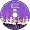 Georgia Dance Conservatory 2014 Recital: Saturday 5/31/2014 6:00 pm DVD
