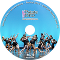 Georgia Dance Conservatory 2014 Recital: Sunday 6/1/2014 6:00 pm Blu-ray