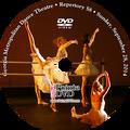 Georgia Metropolitan Dance Theatre Repertory 58: Sunday 9/28/2014 2:00 pm DVD