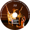 Georgia Metropolitan Dance Theatre Repertory 58: Sunday 9/28/2014 2:00 pm Blu-ray