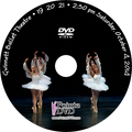 Gwinnett Ballet Theatre 19-20-21: Saturday 10/4/2014 2:30 pm DVD