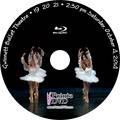 Gwinnett Ballet Theatre 19-20-21: Saturday 10/4/2014 2:30 pm Blu-ray