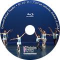 Gwinnett Ballet Theatre 19-20-21: Saturday 10/4/2014 7:30 pm Blu-ray