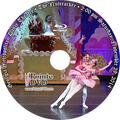 Georgia Metropolitan Dance Theatre The Nutcracker 2014: Saturday 11/29/2014 2:00 pm Blu-ray
