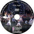 Gainesville Ballet The Nutcracker 2014: Saturday 12/6/2014 7:30 pm Wide Only DVD